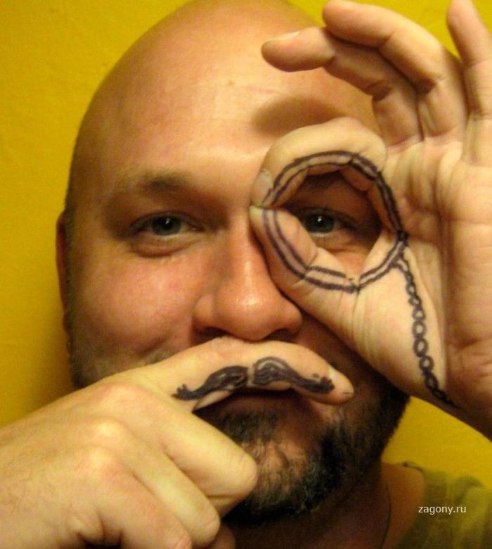 Дурацкие фотографии странных людей (64 фото)