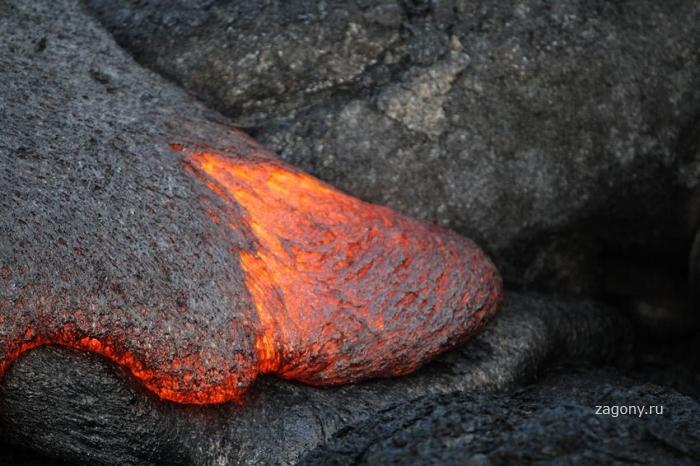 Снимки вулкана вблизи (23 фото)