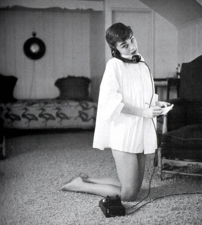 Одри Хепберн (20 фото)