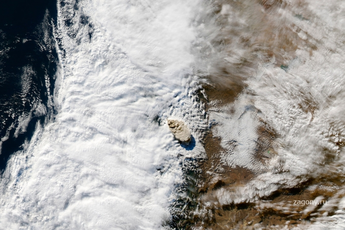 Извержение вулкана ПуйеуэГнев Зевса (20 фото)