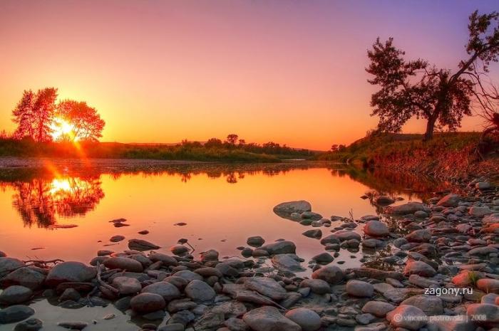 Пейзажи Канады. Фотограф Vincent Piotrowski (17 фото)