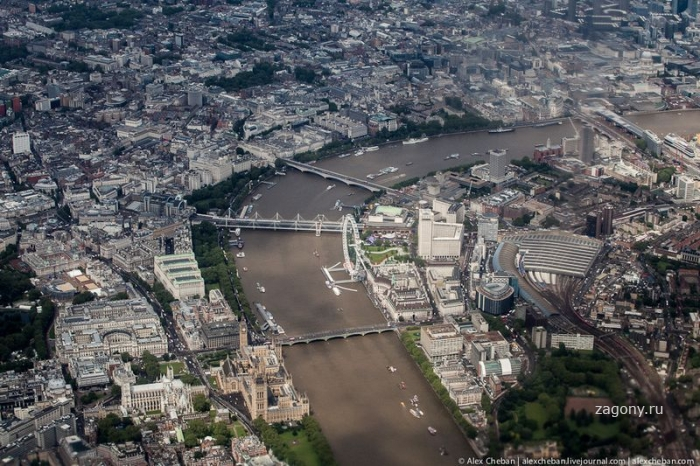 Олимпийская лихорадка прогулка по Лондону (63 фото)