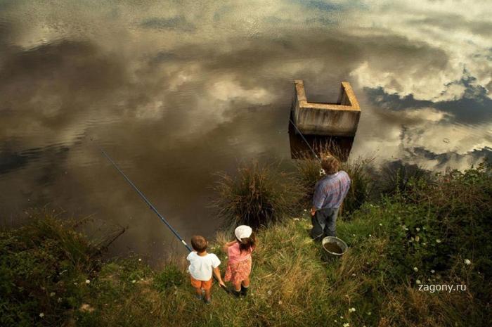 Фотопроект «Сцены из жизни» (14 фото)