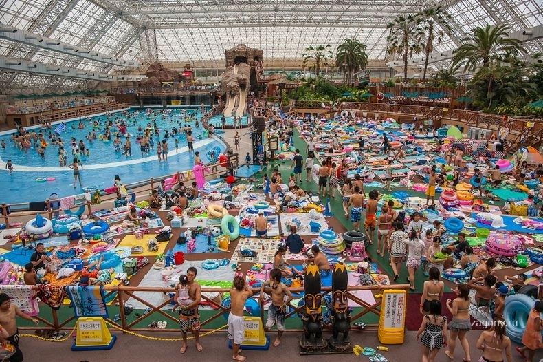 так китайские аквапарки фото отзываются