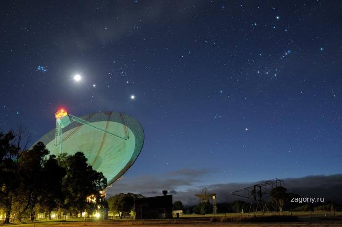 Месяц астрономии Лучшие кадры июля (10 фото)