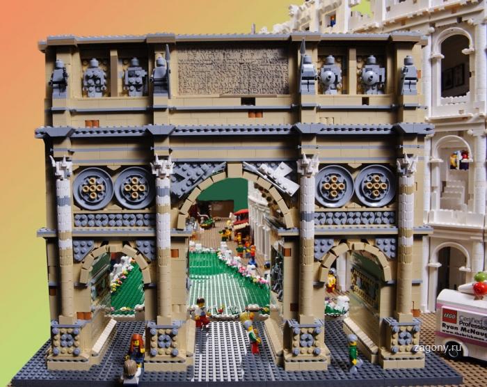 И это все – из Лего (19 фото)
