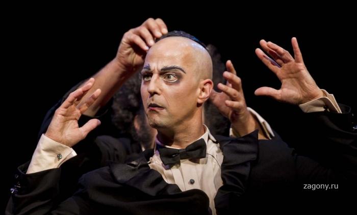 Цирк Дю Солей шоу «Dralion» за кулисами в Санрайзе (25 фото)