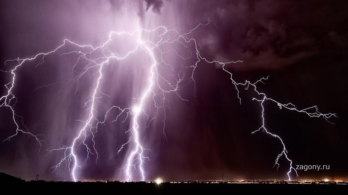 Бури в фотографиях Майка Олбински (20 фото)