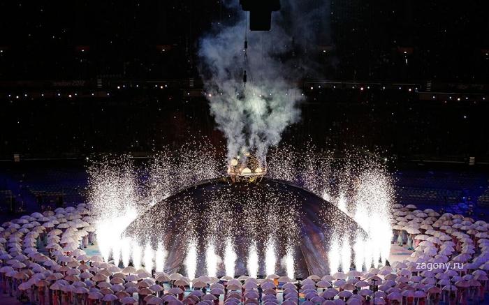 Паралимпийские игры 2012 Церемония открытия (19 фото)