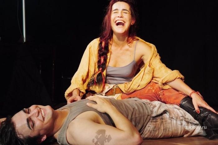 Рабыня Изаура и звезда бразильского Плейбоя (14 фото)