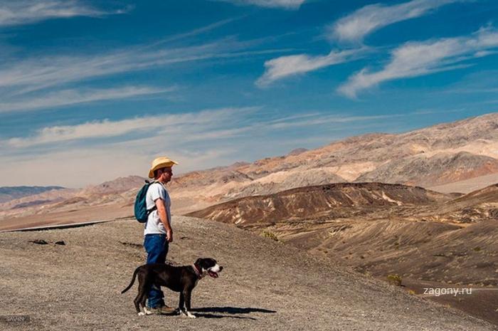 Завораживающие фото из Долины Смерти (48 фото)