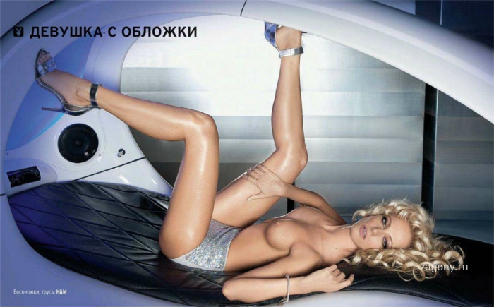 Голая Полина Максимова (11 фото)