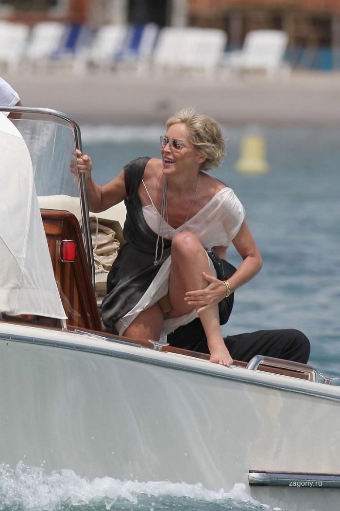 Sharon Stone (10 фото)