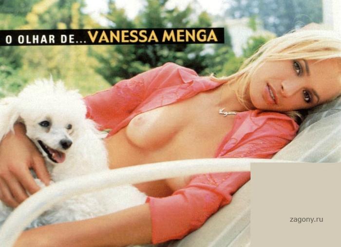 Ванесса Менга (10 фото)