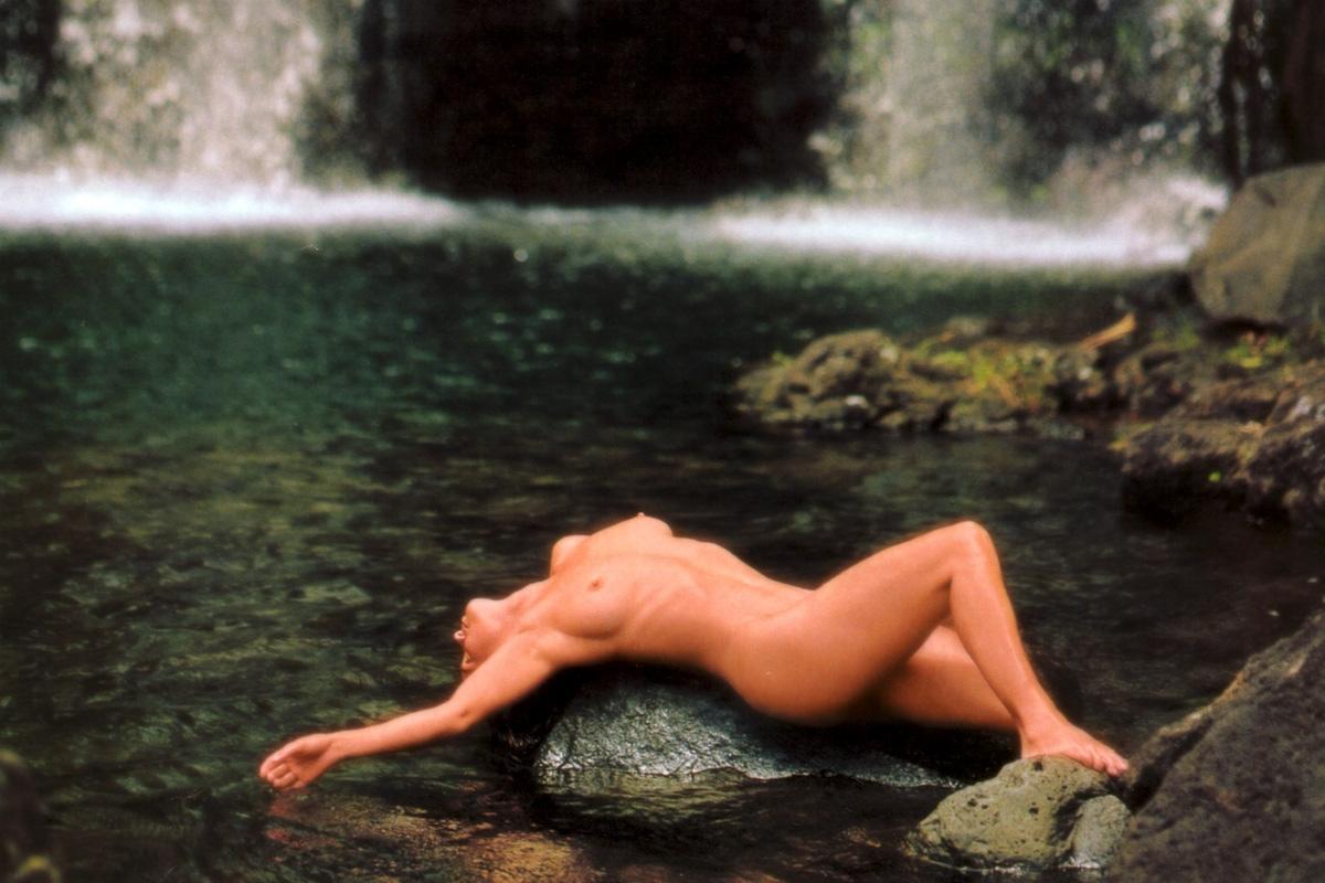 Katarina witt playboy photos, white girl with hips naked