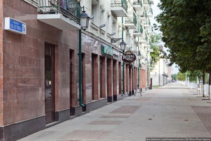 Поездка в Грозный, Чечня (68 фото)