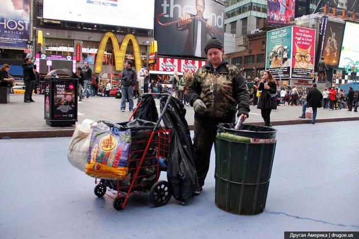 Обратная сторона Нью-Йорка (28 фото)