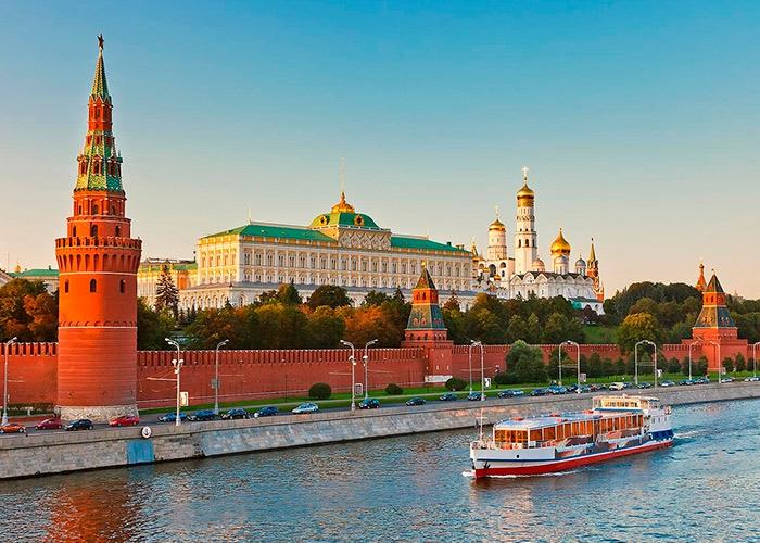 Интересные факты о московском Кремле