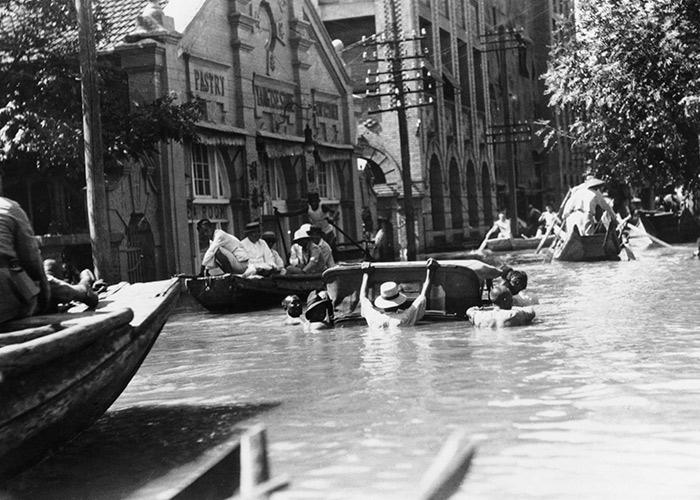 Самое большое наводнение в мире