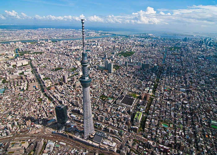 Самая высокая в мире телебашня