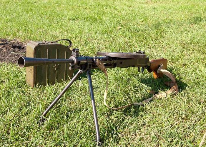 Пулемет ручного типа «МГ4»