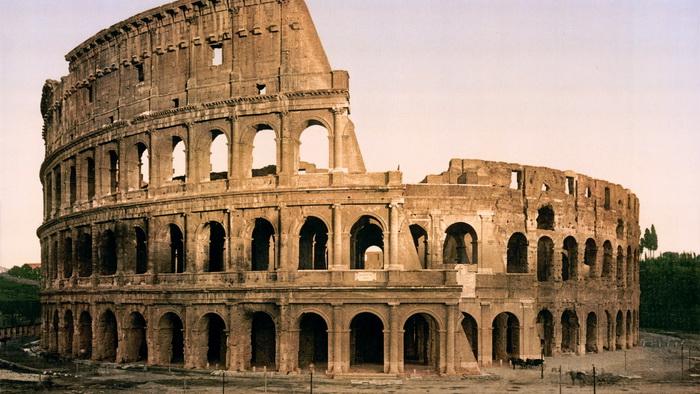 Римский бетон - что мешает использовать его сегодня?