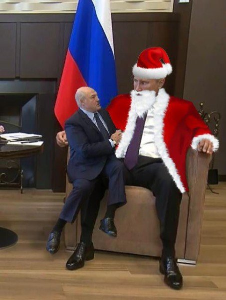 Юмор про выделение кредита Александру Лукашенко